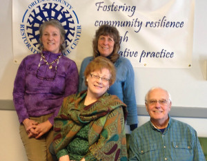 Orleans County Restorative Justice Center Staff